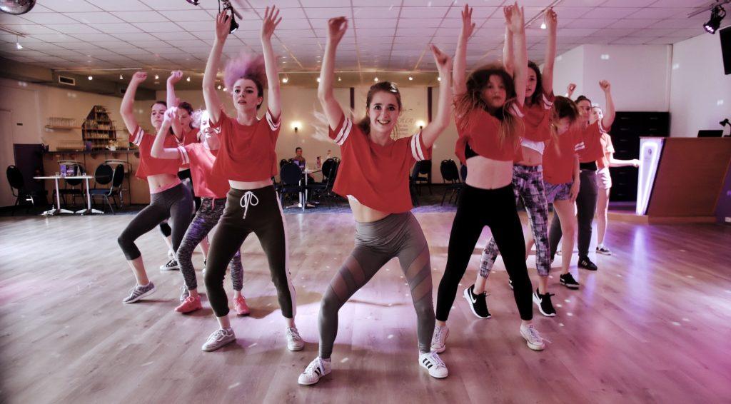 Tanzkurse für Jugendliche HipHop in der Tanzschule Mavius