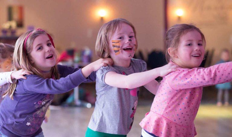 Tanzschule Mavius Kindertanzen