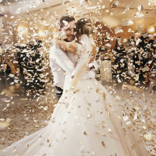Hochzeitstanz in der Tanzschule Mavius